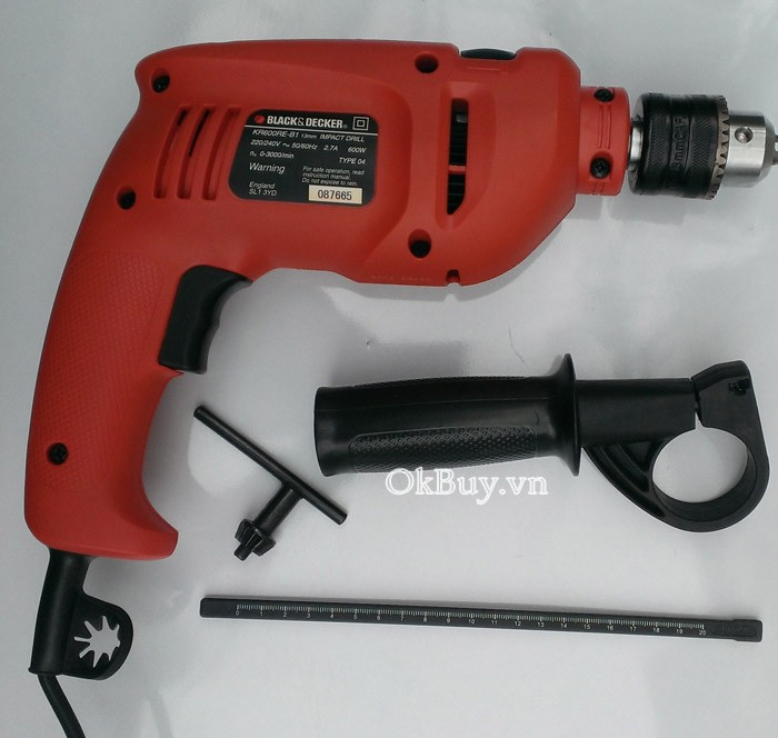 Black & Decker KR600RE