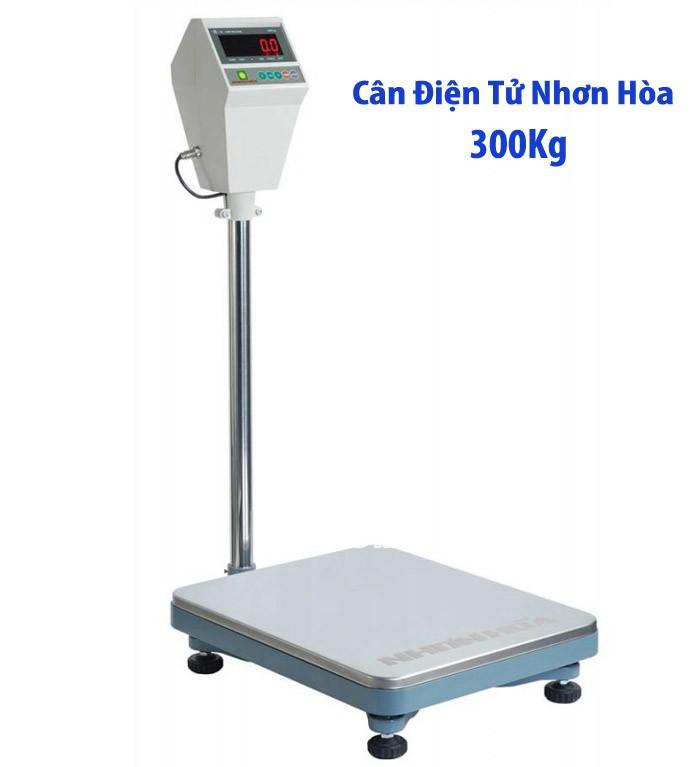 Cân bàn điện tử Nhơn Hòa 300Kg