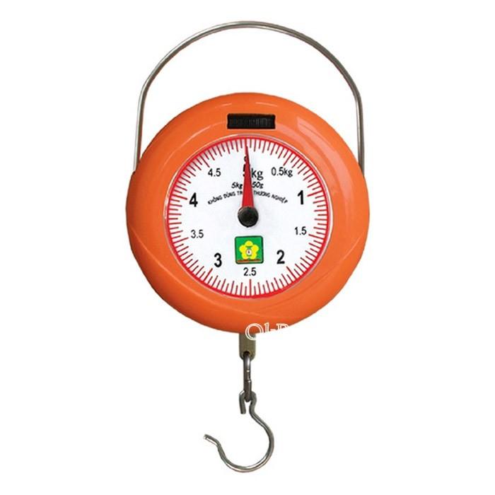 Cân treo đồng hồ mini Nhơn Hòa 5kg