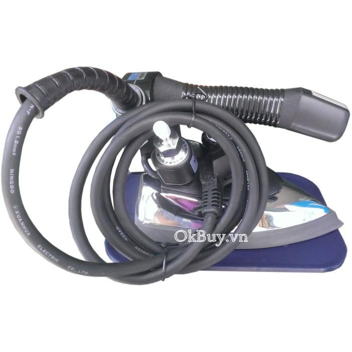 bàn ủi hơi nước treo công nghiệp Silver Star ES-94A