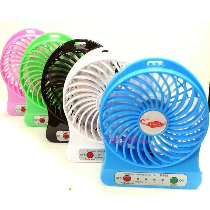 Portable Mini Fan HS118A