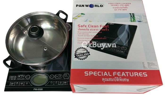 bếp điện từ PanWorld PW-0099
