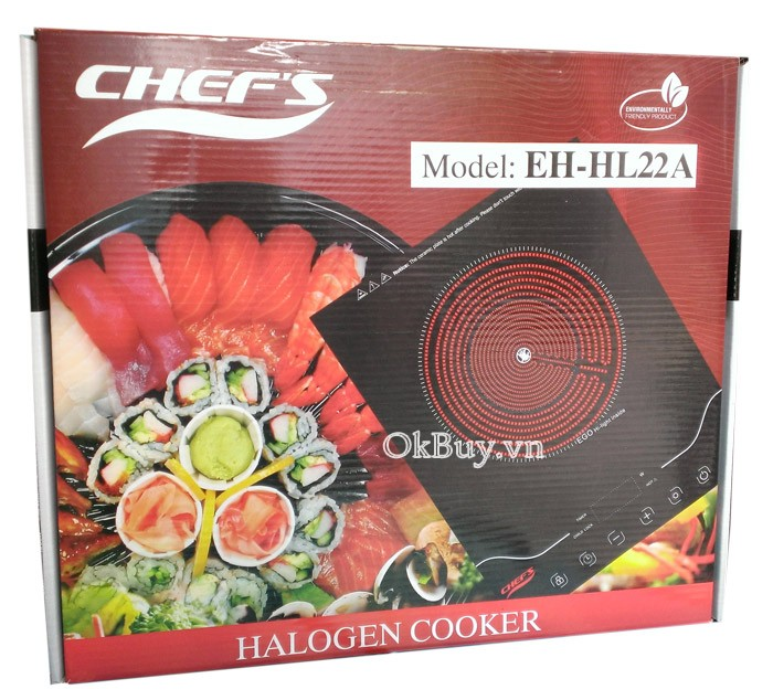 chefs EH-HL22A