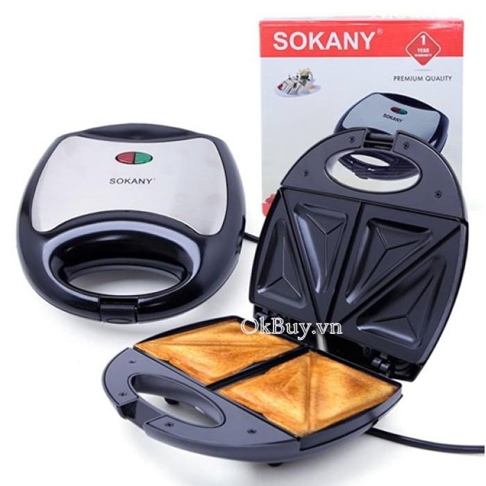máy nướng bánh hot dog Sokany KJ-102
