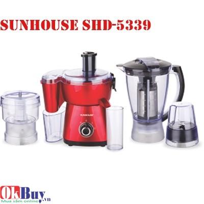 Máy xay ép đa năng SunHouse SHD-5339