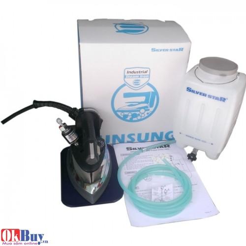 Bàn ủi hơi nước treo công nghiệp Silver Star ES-94A - 1200W