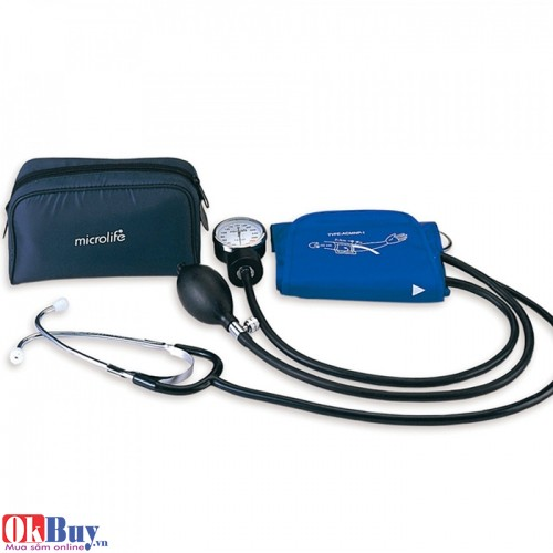 Dụng cụ đo huyết áp cơ và ống nghe Microlife AG1-20