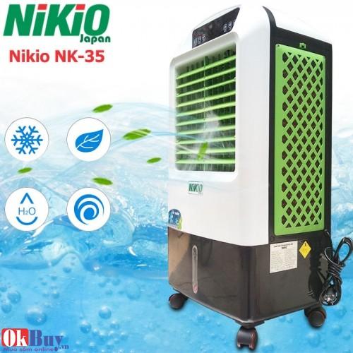 Quạt điều hòa không khí gia đình Nikio NK-35
