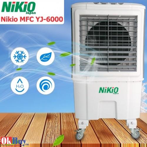 Quạt điều hòa làm mát không khí Nikio YJ-6000/ 230W
