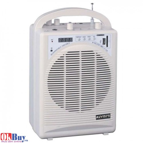 Máy trợ giảng Auvisys AM-20UDFM - 3 micro