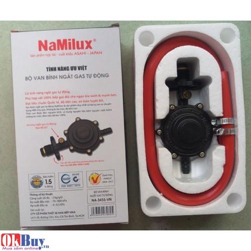 Bộ van dây bình ngắt gas tự động Namilux NA-345S-VN