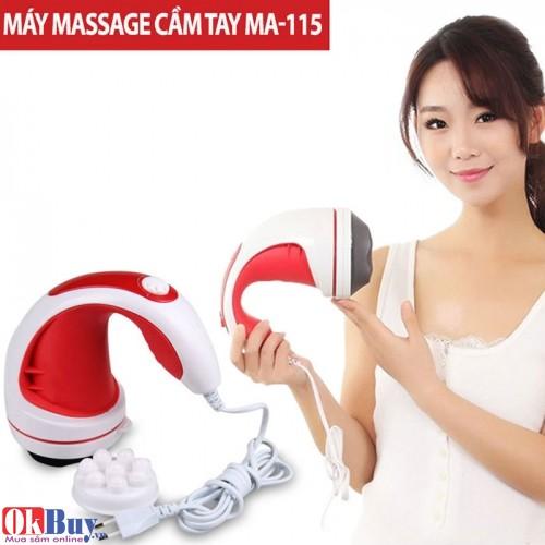 Máy massage cầm tay 4 đầu MA-115