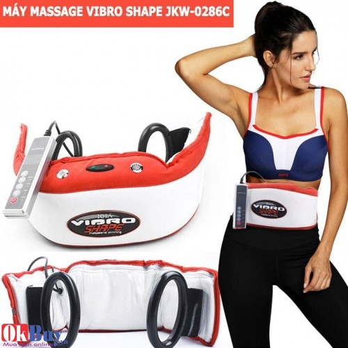 Máy massage bụng Vibro Shape JKW-0286C (Slimming Belt)