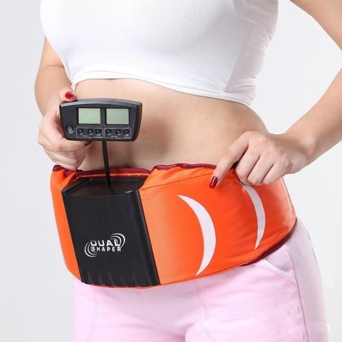 Máy massage bụng rung và tập GYM from DUAL SHAPER - 2 in 1