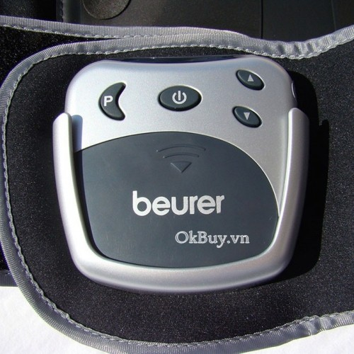 Đai massage xung điện trị liệu lưng dưới Beurer EM38