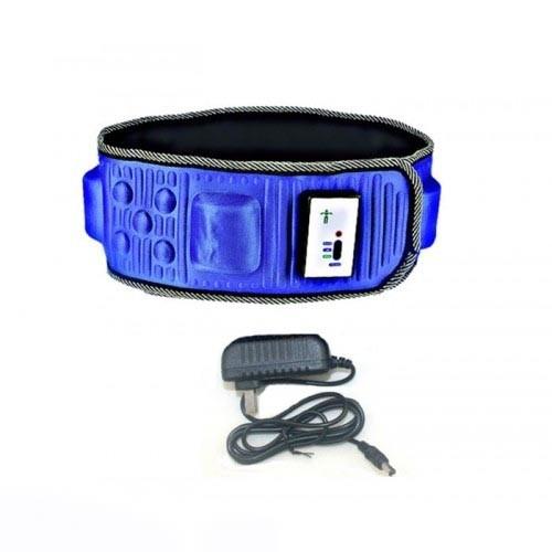 Đai massage giảm mỡ bụng X5 1 cần gạt 2 đèn hồng ngoại