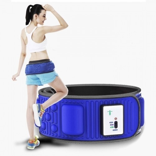 Đai massage giảm mỡ bụng Hanln X5 - 1 công tắc