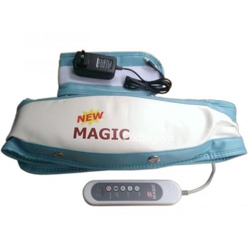 Máy massage bụng Magic Slimming Belt XD-501 - Rung và nóng