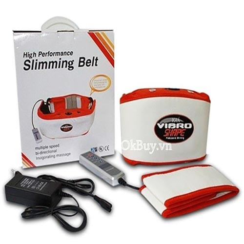 Máy massage bụng Slimming Belt Vibro Shape JKW-0286C