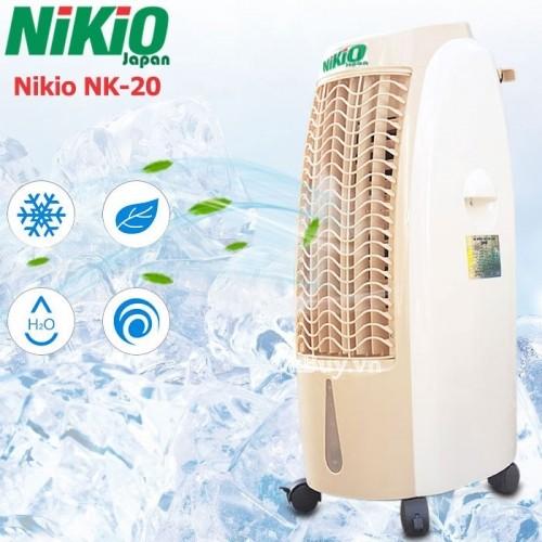 Quạt điều hòa không khí gia đình Nikio NK-20