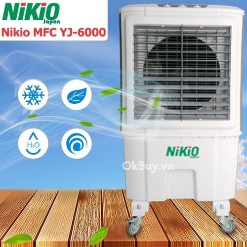 Quạt điều hòa không khí nhà xưởng Nikio YJ-6000/ 230W