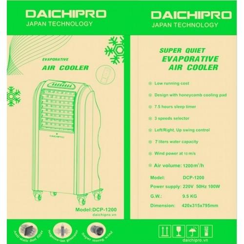 Quạt điều hòa làm mát Daichipro DCP-1200 - 100W