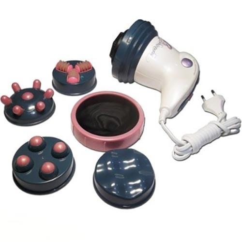 Máy massage cầm tay Body Innovation MA-118 - 4 đầu
