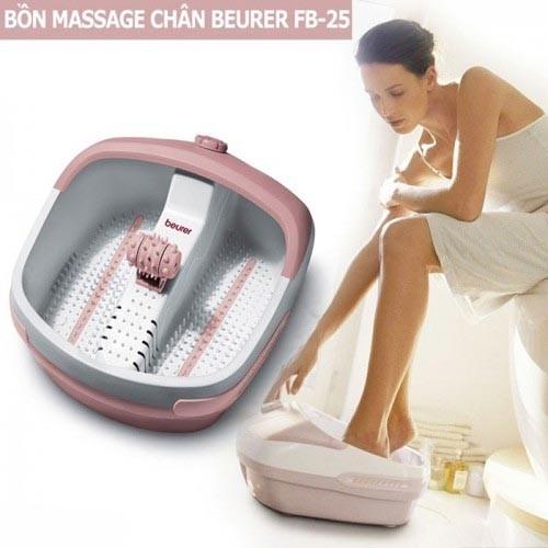 Bồn ngâm massage chân Đức Beurer FB25-130W