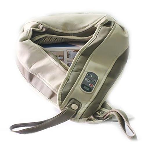 Máy massage vai lưng cổ Chefman CM-213A - Xoa bóp và trị liệu