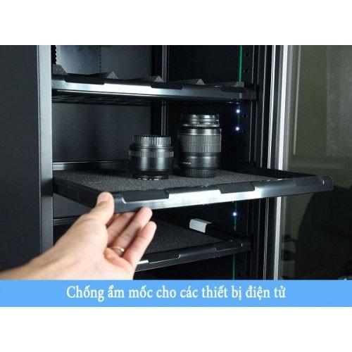 Tủ chống ẩm loại đứng Nikatei NC-100S 100 lít