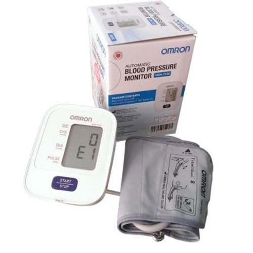 Máy đo huyết áp điện tử bắp tay Omron HEM-7120