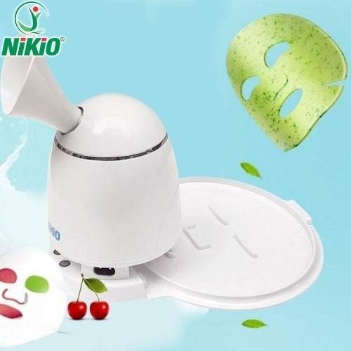 Máy xông hơi và làm mặt nạ Nhật Bản Nikio NK-B026