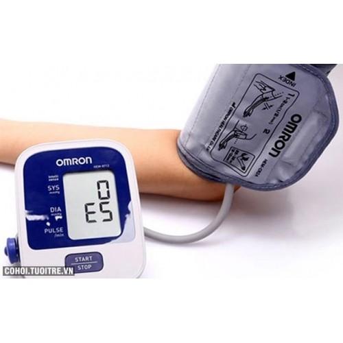 Máy đo huyết áp bắp tay tự động OMRON HEM-8712