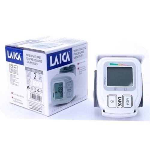 Máy đo huyết áp cổ tay điện tử Laica BM-1004 giá rẻ