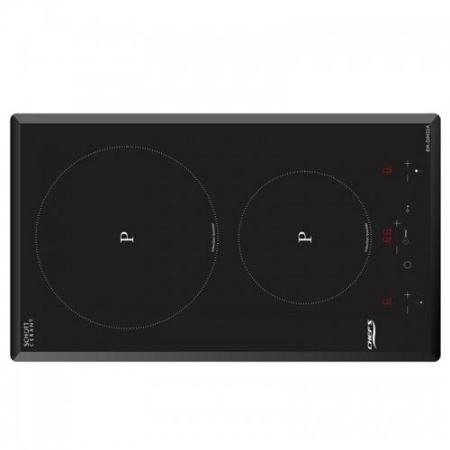 Bếp điện từ đôi âm Domino Chefs EH-DIH32A-Nhập khẩu SPAIN