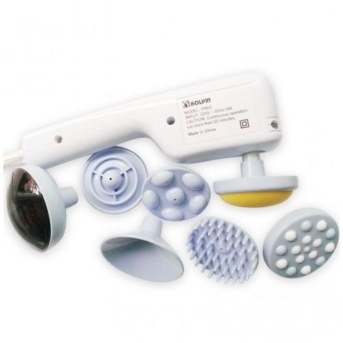 Máy massage mặt đèn hồng ngoại 7 đầu Kolvin PR-55