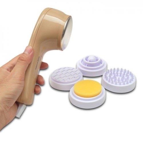 Máy massage mặt và tạo nóng thẩm thấu 4 đầu KolVin DH2