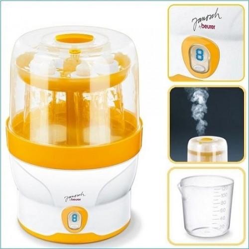 Máy tiệt trùng bình sữa cho bé Beurer BY76-Đức