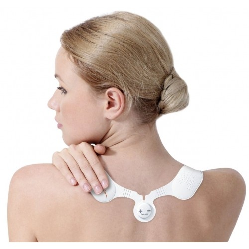 Máy massage xung điện trị mỏi vai gáy Beurer EM20 Neck