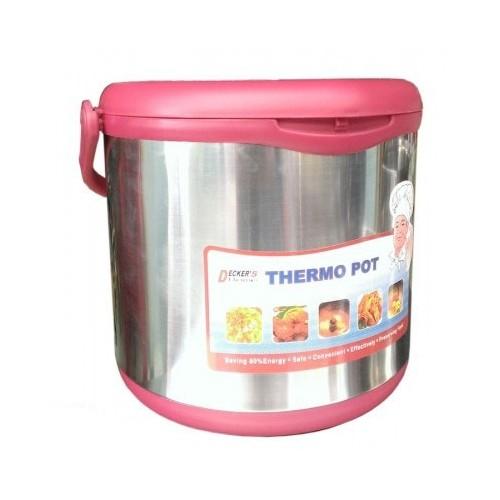 Nồi ủ chân không Thermo Pot SX-60B 6 lít - 2 lòng inox 304