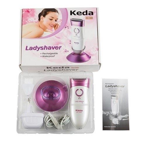 Máy wax lông Keda Ladyshaver KD-195R