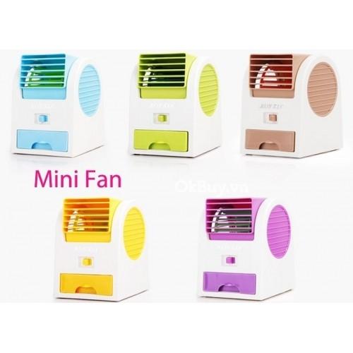 Quạt hơi nước mini để bàn Mini Fan - Quạt hơi đá mini