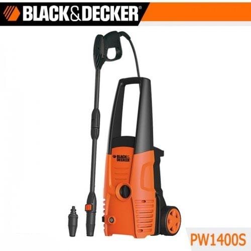 Máy rửa xe cao áp gia đình Black & Decker PW1400S - 1400W