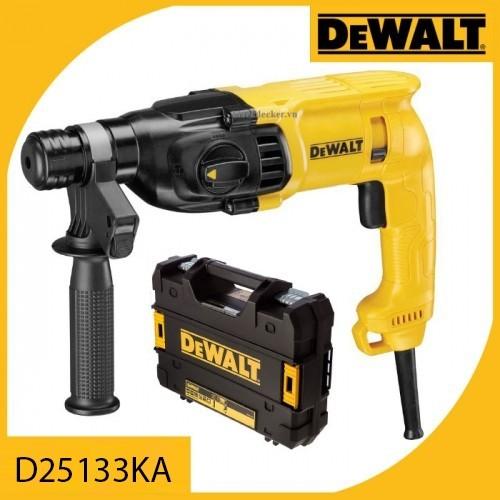 Máy khoan búa DEWALT D25133KA - 900W