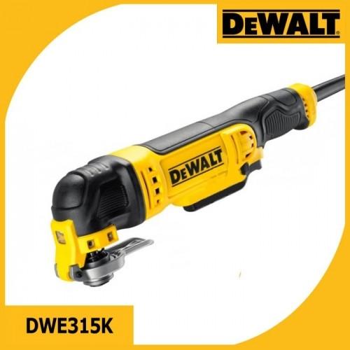 Máy cắt rung đa năng Dewalt DWE315K - 300W