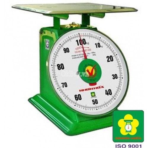 Cân bàn đồng hồ lò xo Nhơn Hòa 100Kg