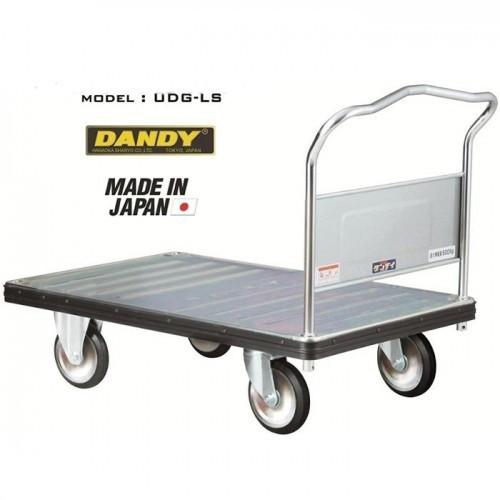 Xe đẩy kéo hàng 4 bánh Nhật Bản Dandy UDG-LS - 500kg