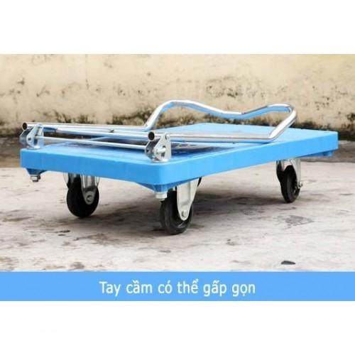 Xe đẩy hàng sàn nhựa gấp được Dandy UPA-LSC - 300Kg