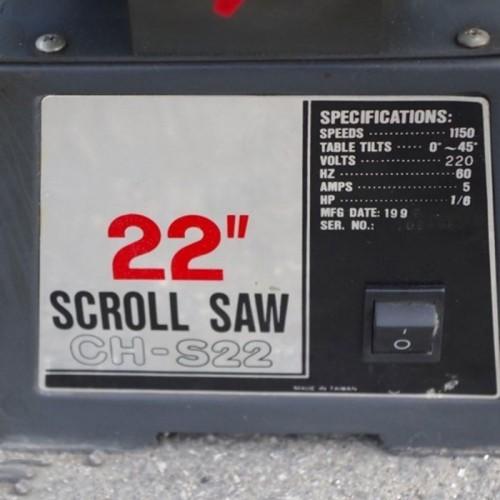 Máy cưa lọng bàn Scroll Saw CH-S22