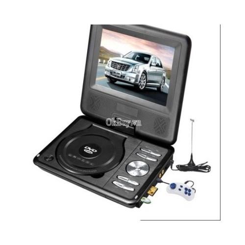 Máy DVD xách tay đa năng mini Portable NS-788 7.8 inch